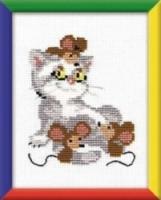 Сотвори сама Набор кот с мышками
