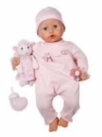 Baby Annabell Кукла девочка с мимикой 773-680