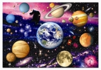 Educa Планеты, 1000 деталей