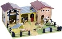 Le Toy Van Игровой набор Ферма