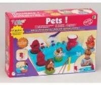 """PlayGo Игровой набор с гипсом """"Домашние животные"""" 8705"""