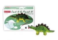 CHARMLAND Набор  стегозавр