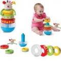 Taf Toys Пирамидка Kooky 11365