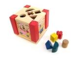 Mapacha Развивающая игрушка Логический куб Малыш