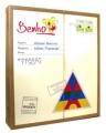 Benho Игровой набор кубиков Пирамида
