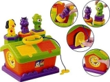Lullababy Сортировочный домик с животными